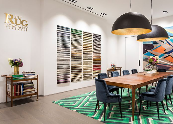 The Rug Company Opens New Manhattan Showroom
