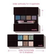 One of the TOP products of 2012, by Real Simple Magazine. Drama Case Eye Shadow and Liner Palette - 6 shadows, 4 liners, $18
