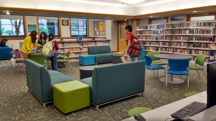 Cary Memorial Library, Lexington MA