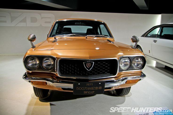 1972 Savanna GT (aka RX-3)
