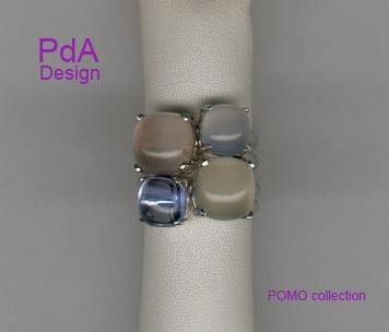 POMO news.....RING by RING  PaolaDeAngelis Design handMADEit<3 https://www.facebook.com/PaolaDeAngelisDesign/
