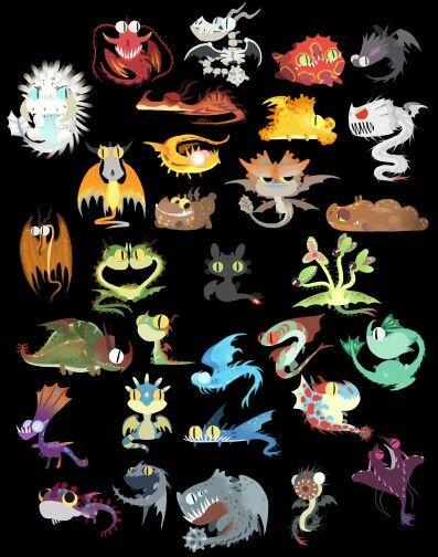 "Andy Bialk: DreamWorks ""DRAGONS: Riders of Berk"" - FIREWORM |Dreamworks Dragons Species"