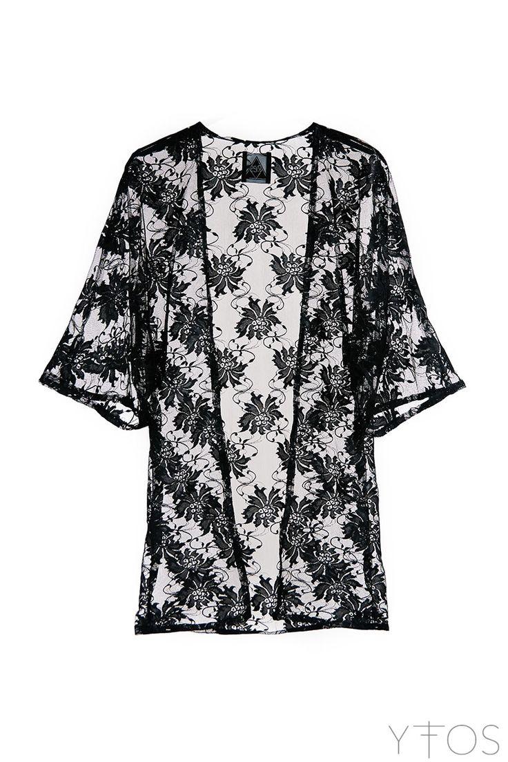 Ries : Bushido Lace Kimono