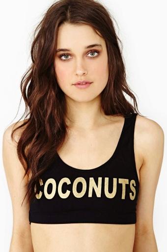 Coconuts Bra Top