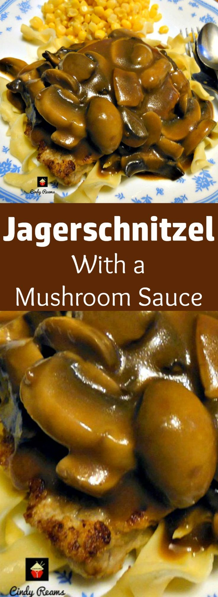 Jagerschnitzel! This is a lovely easy recipe for Pork pan fried in butter then…
