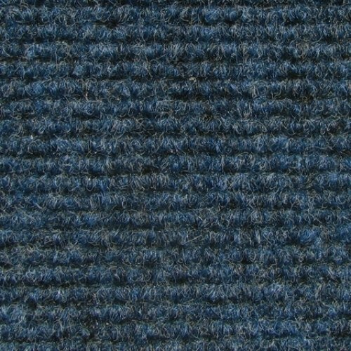 Indoor Outdoor Carpet With Rubber Marine Backing Blue