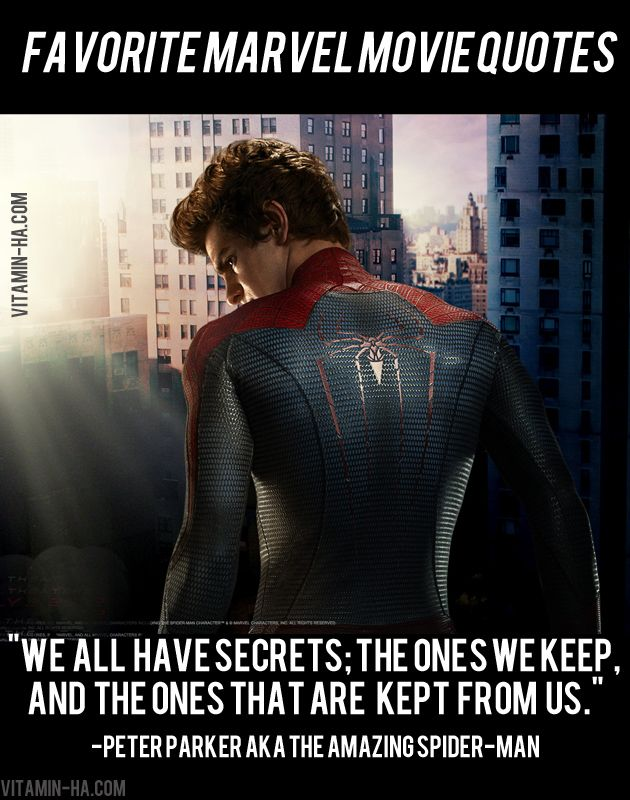 marvel film quotes