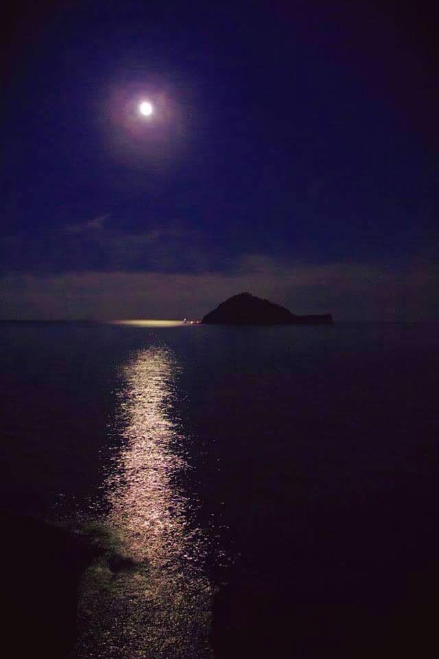 Isola Gallinara - Alassio (Sv)