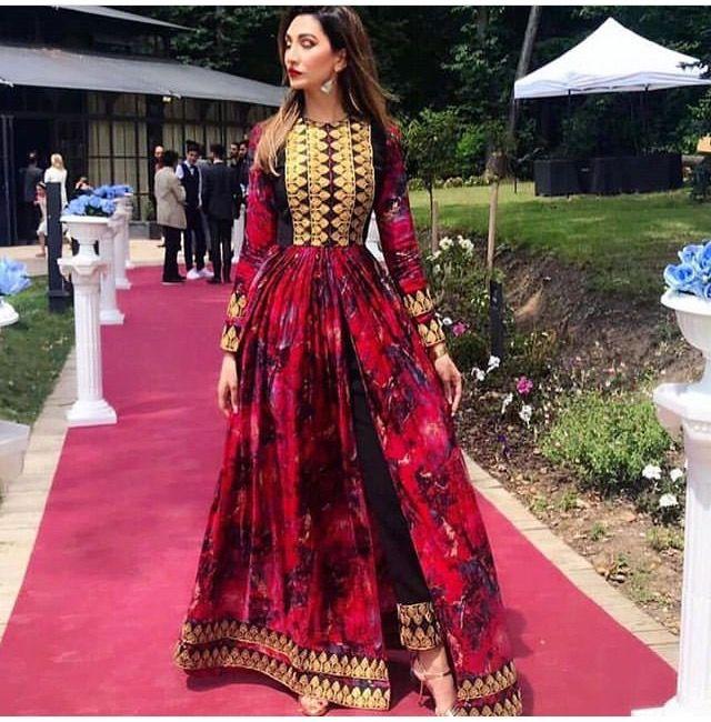 Pin By Husa Nassery On Afghan Traditional Design Afghan Dresses Afghan Clothes Afghanistan Clothes