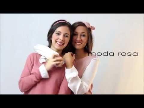 Nos unimos a la moda rosa, la moda contra el cáncer. Tiñe de rosa tu actitud. Descubre nuestra colección más solidaria. #RosaestuActitud www.bluedale.es