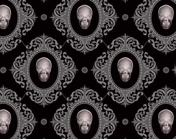 gothic patterns wallpaper pattern - photo #4