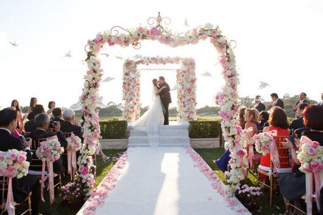 Wedding Ceremony Aisles