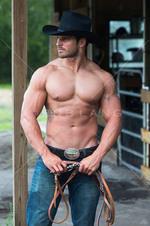 guys nude in a barn