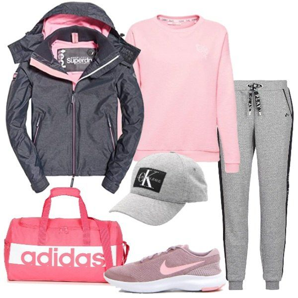 completi fitness donna palestra adidas