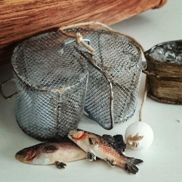 Dollhouse fish