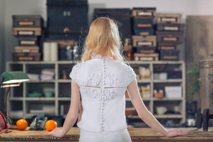 MAY TANG LONDON | Wedding Dress Designer