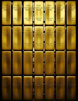 Gold Bullion Bars #GoldBullion