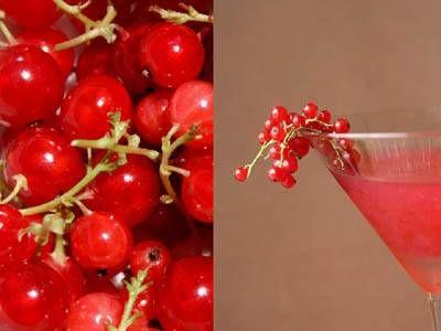 Ribes rosso: vitamine per aperitivo