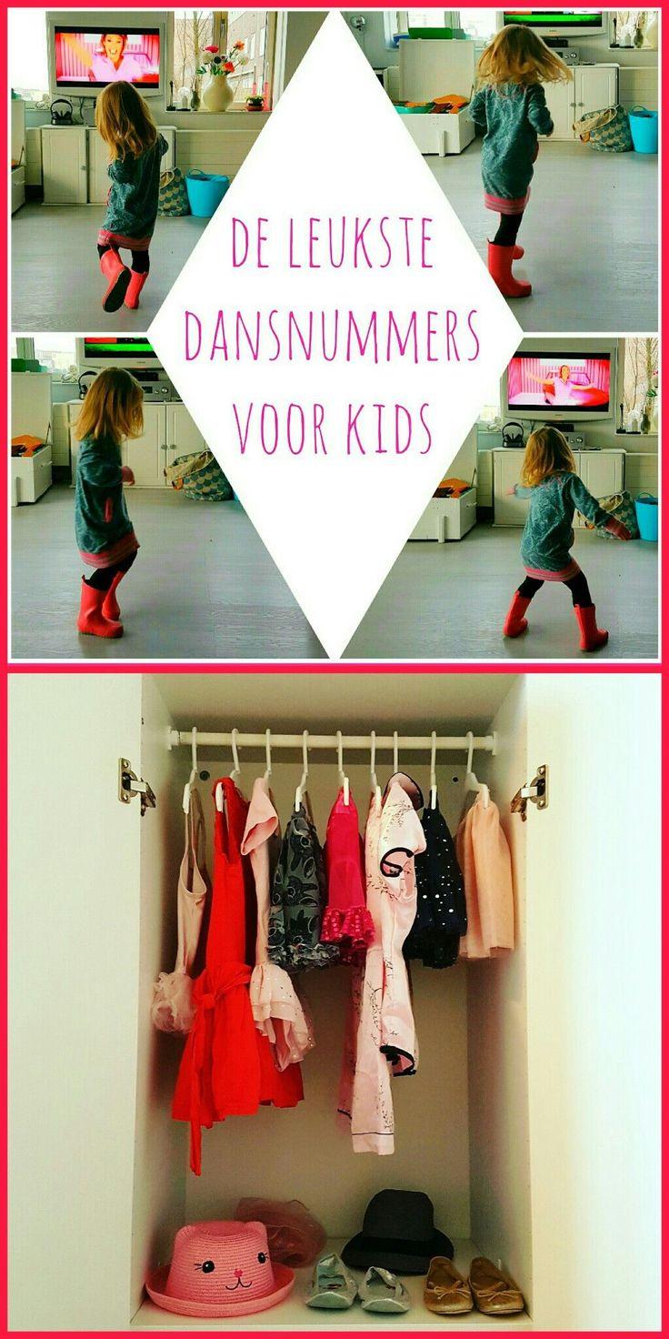 De leukste dansnummers en danspasjes voor kinderen op YouTube #leukmetkids