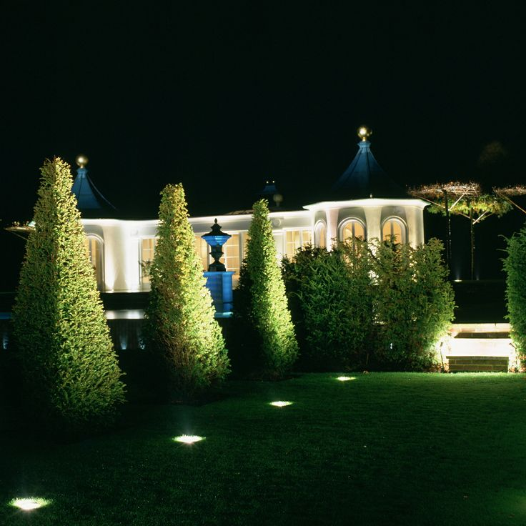 Lighting design by john cullen lighting garden lighting ideasoutdoor