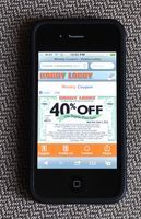 guide to how to use coupons for Micheals Hobby Lobby and Joann's