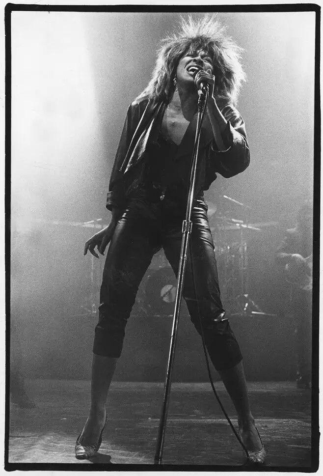 TINA TURNER 1985
