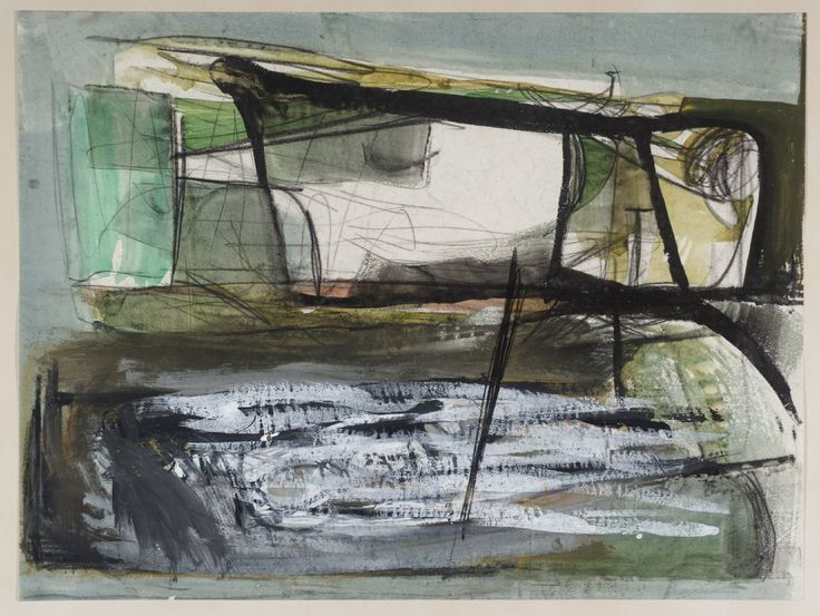 Peter Lanyon   Coast 1953 If I had all the money in the world.