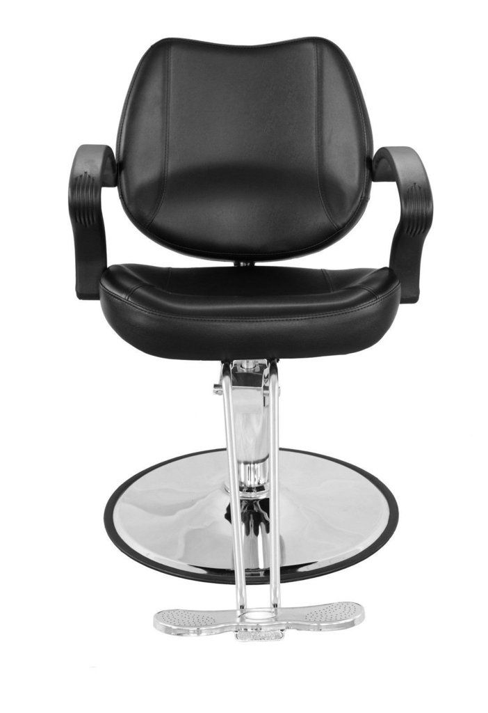 High-quality Sleek & Elegant Classic Styling Hydraulic Chair. #woodwork #interiorstyling #salonproduct #chairs #accessories