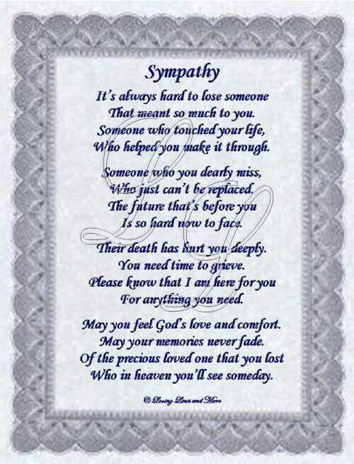 Sympathy Grief Niece Quotes Son Quotes Daughter Quotes