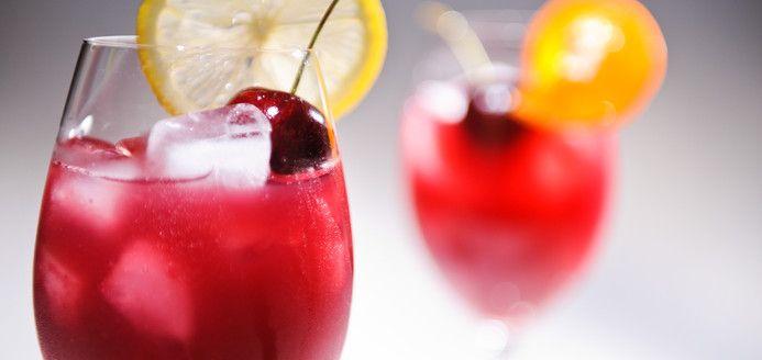 Sangria with White Grape Juice