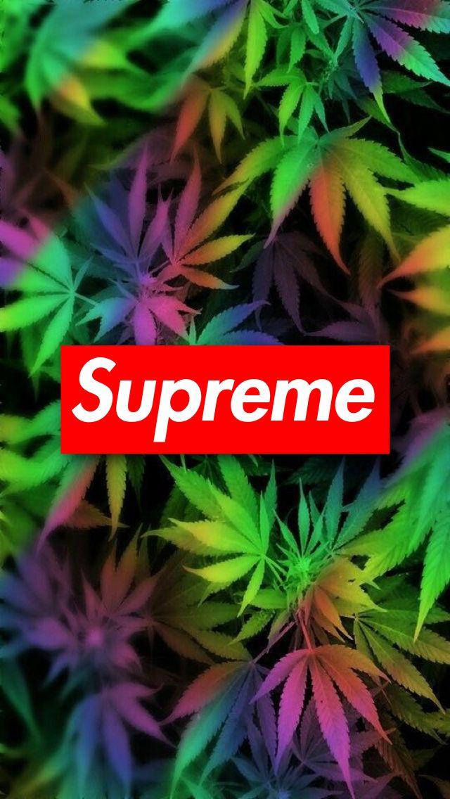 supreme wallpaper | Tumblr  |Supreme Marijuana Backgrounds