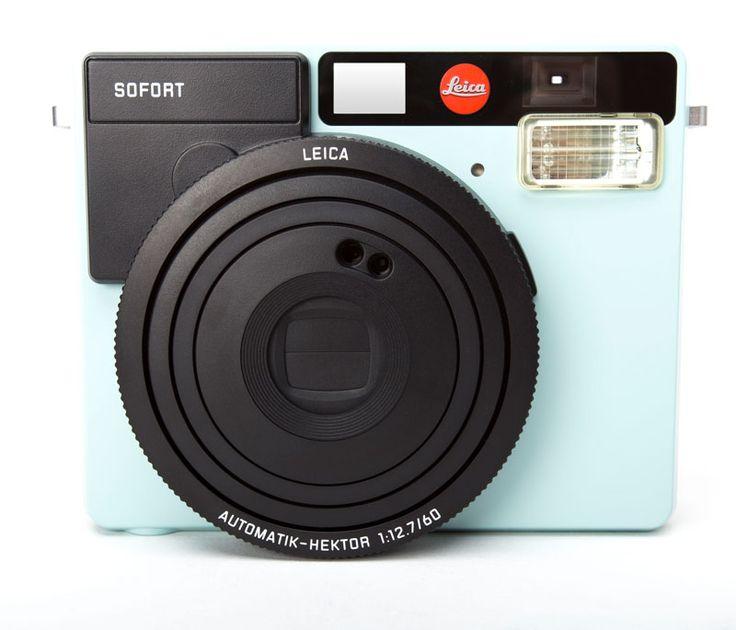 """Leica bringt seine erste Sofortbildkamera """"Leica Sofort"""" mit tollen Aufnahmeprogrammen und manuellen Anpassungsmöglichkeiten auf den Markt"""