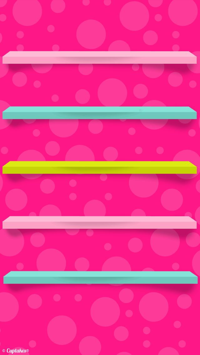 Group Of Apple Iphone 5c Pink Wallpaper