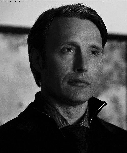 Hannibal: Mads Mikkelsen. I'm in love