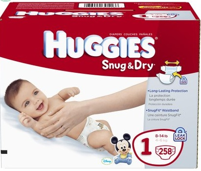 how to send your baby picture to huggies