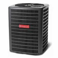 Goodman GSX13 - 3 Ton - Air Conditioner - 13 Nominal SEER - Single-Stage - R-410a Refrigerant