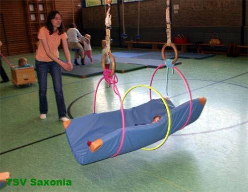 Afbeeldingsresultaat voor kindergarten ideen turnen