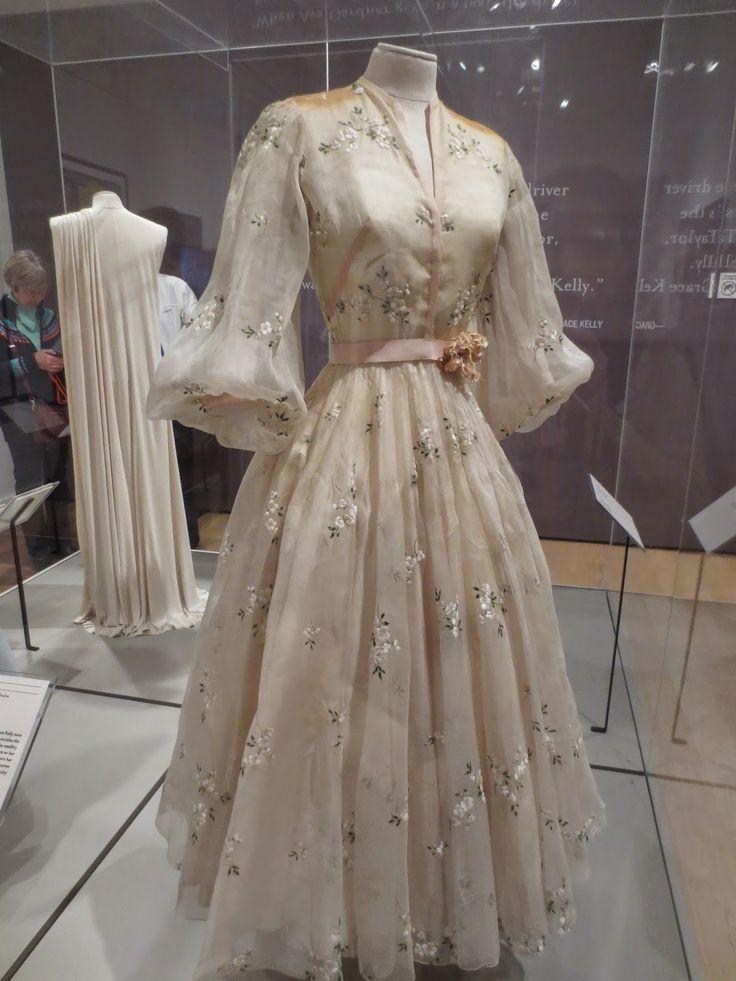 Блог о шитье: История моды: королева шифона Хелен Роуз