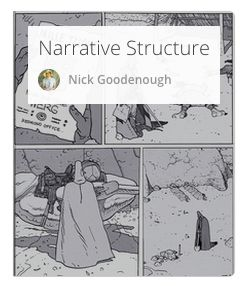 Pulling stories apart so we can put them back together, a look at the building blocks of narrative. #storytelling