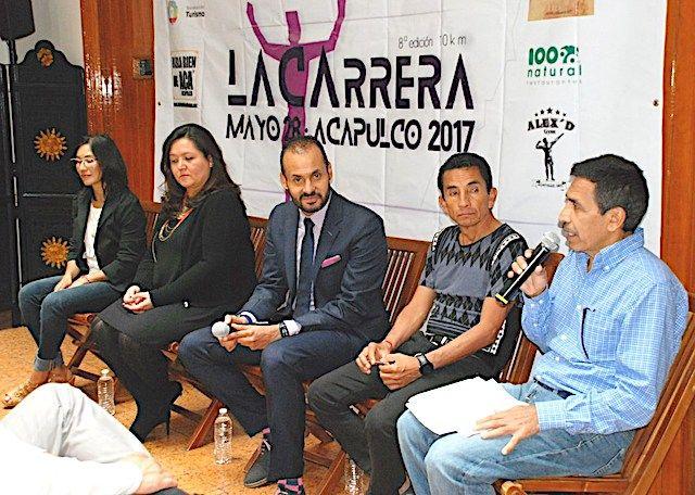 Acapulco, sede de la octava edición de LACArrera 5 y 10K 2017 - http://www.notimundo.com.mx/deportes/acapulco-lacarrera-5-y-10k-2017/