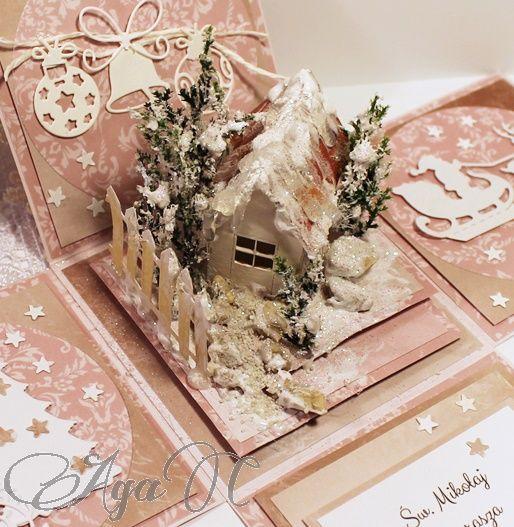 FILIGRANKI: Świąteczno- zimowy Box