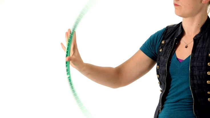 How to Do Hula Hoop Surface Switching | Hula Hooping