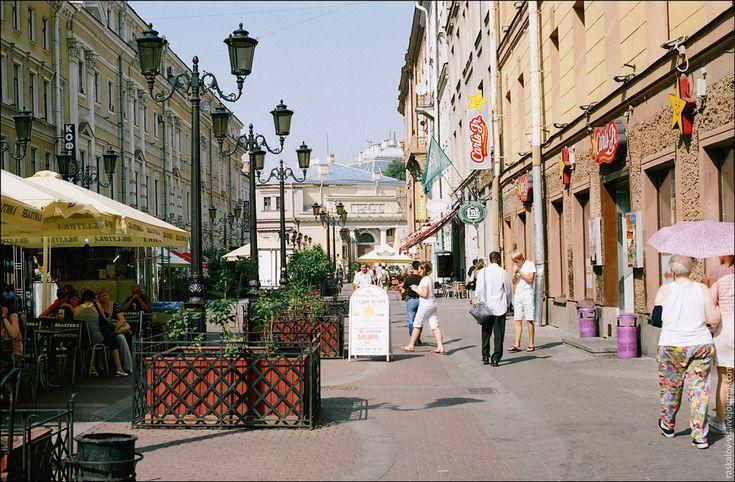 Malaya Sadovaya street, St. Petersburg