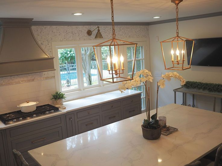 Calacatta Verona Quartz Countertops Have A Soft White
