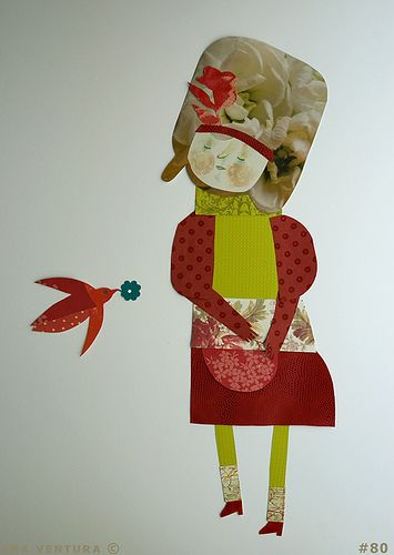 paper doll, by ana ventura