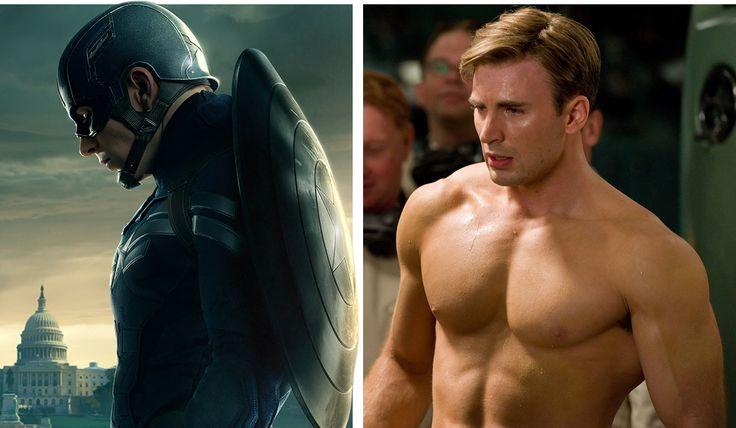 To look like a superhero on screen, you need to train like a superhero in the…