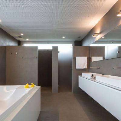 Unsere Bilder Gallerie Mit Beispielen Für Ein Pflegeleichtes Fugenloses Bad,  Eine Fugenlose