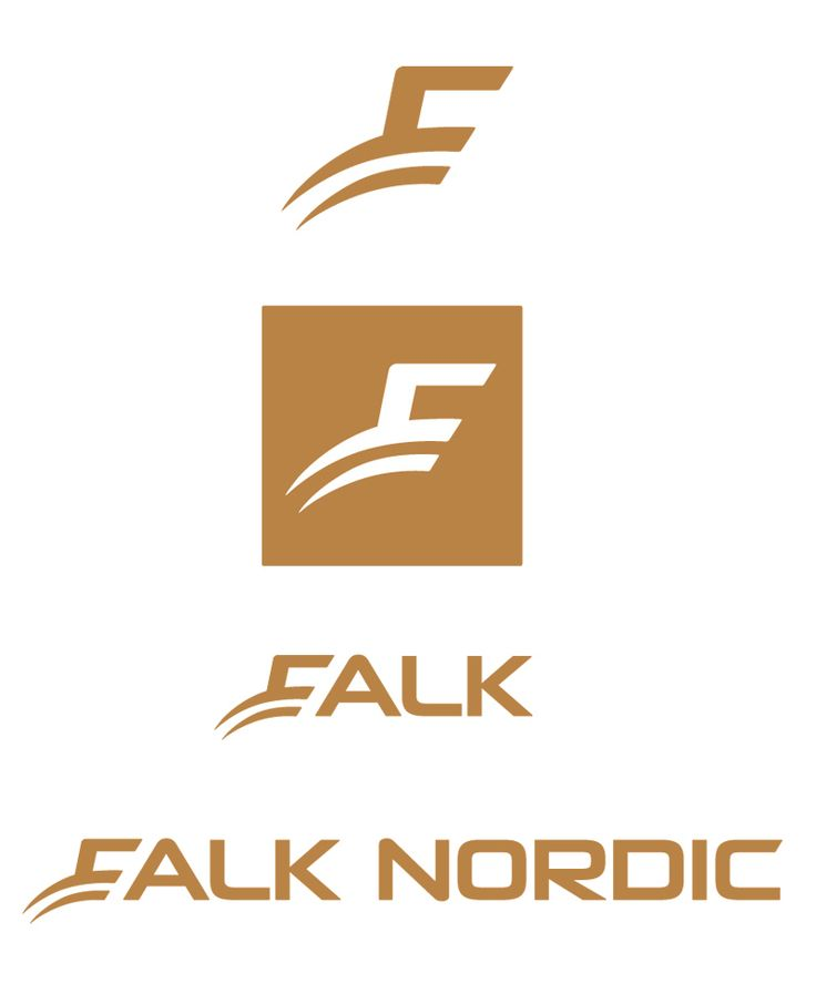 Logotype for Falk Nordic