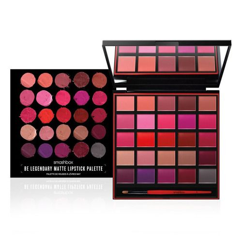 smashbox - Be Legendary Matte Lipstick Palette