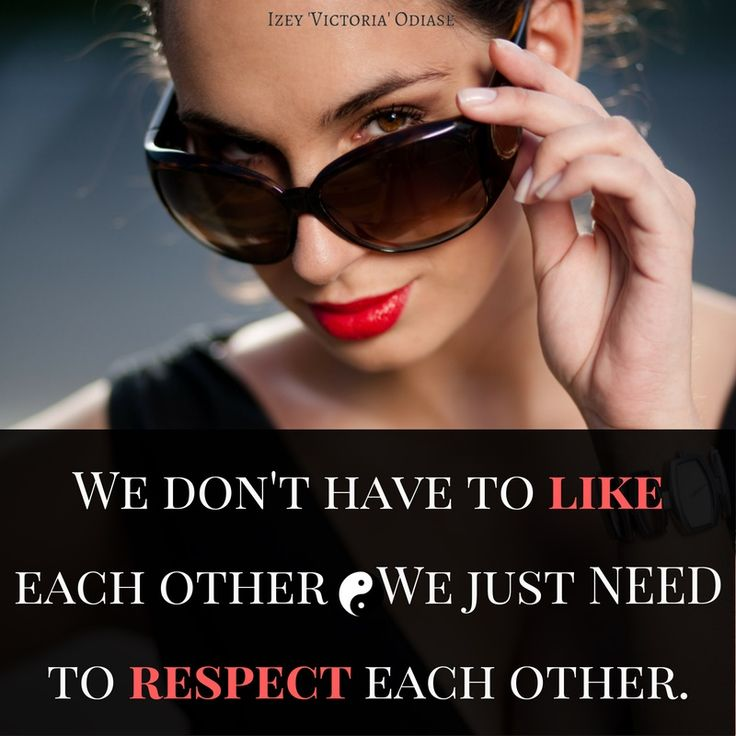we need to respect each other essay 2018-4-24  what does the bible say about respect  as followers of christ, we should respect all men, other christians,  gotquestionsorg home.